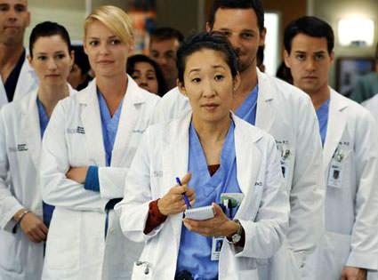 La chaine ABC annonce la continuité de la serie Grey's Anatomy