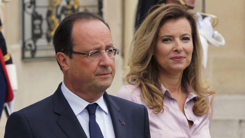 Sondage : L'affaire Julie Gayet ne pénalise pas François Hollande