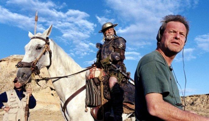 """Terry Gilliam sur la sortie de """"L'homme qui a tué Don Quichotte"""""""