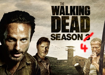 Walking Dead saison 4