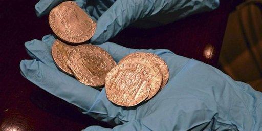 10 Millions de dollars de pièces d'or : un fabuleux trésor !