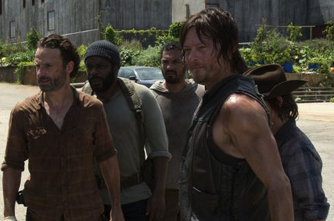 "Episode 10 de la saison 4 de ""The Walking Dead"""