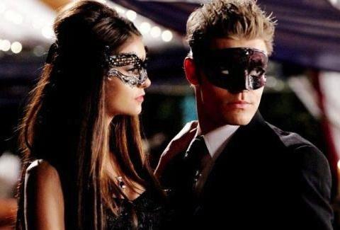 The Vampire Diaries - épisode 14 saison 5 : Sneak peek inédit pour Stéfan et Katherine