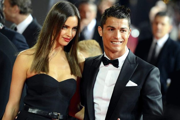 Cristiano Ronaldo: Sa petite amie, Irina Shayk
