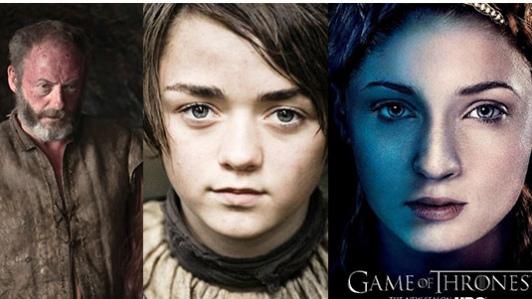 Game of Thrones : les acteurs ont sorti le grand jeu pour l'avant-première de la saison 4