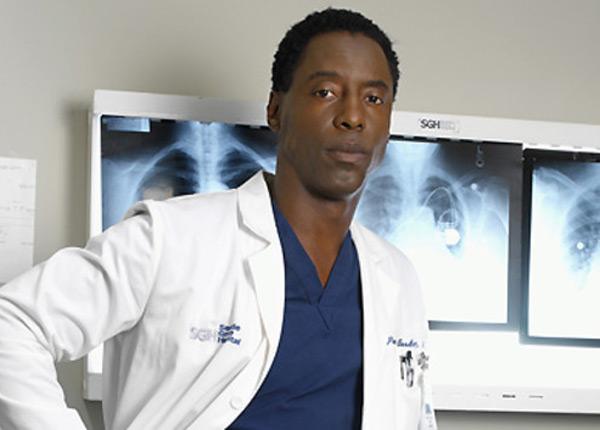 Grey's Anatomy saison 10 : retour d'Isaiah Washington