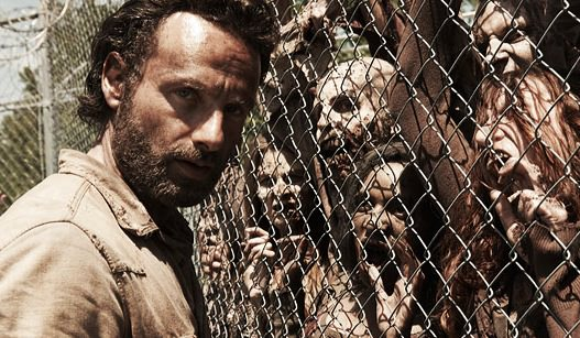 The Walking Dead , épisode 12, saison 4 : Les survivants en errance