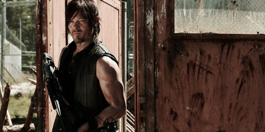 """The Walking Dead"", saison 4 : Bob Stockey, star de l'épisode 13"