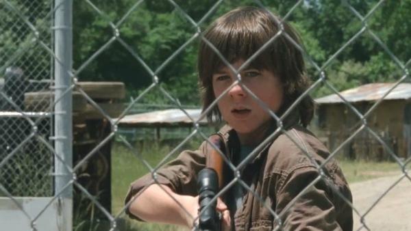 The Walking Dead saison 4 : Season finale, A - Review