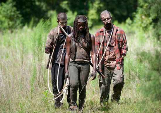 The Walking Dead, saison 4 épisode 13 : Flash-back sur l'ancien épisode