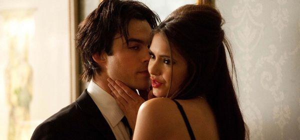 Vampire Diaries saison 5 : Damon et Elena