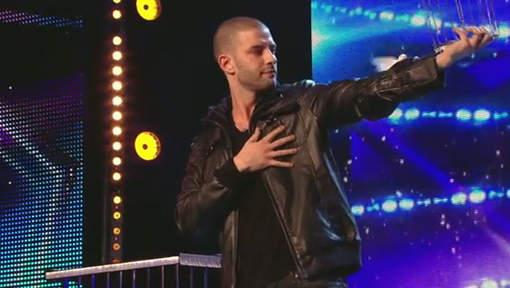 Britain's Got Talent : Un illusionniste venu d'ailleurs