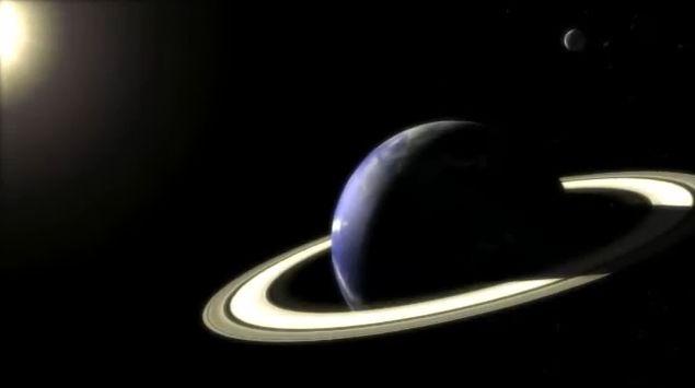 Des nodules dans les anneaux de Saturne