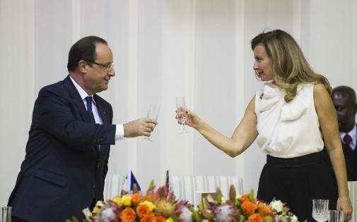 François Hollande : Moi, goujat