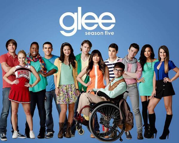 Glee saison 5 : Accrochez-vous !