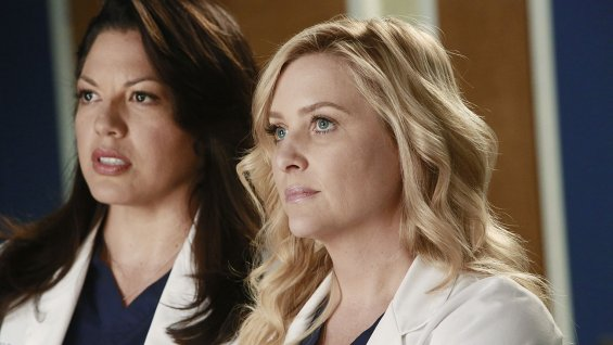 Grey's Anatomy Saison 10 : Callie se dévoile
