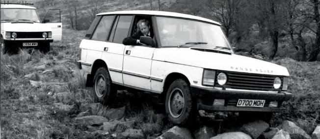 Le fantôme de Land Rover