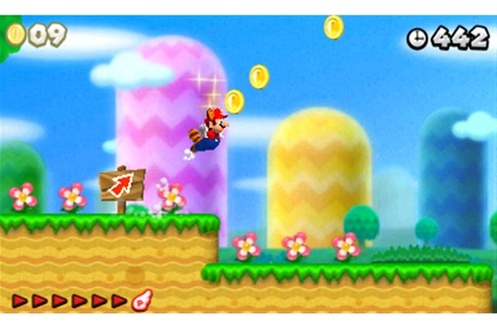 Nintendo revient sur l'historique du jeu Mario
