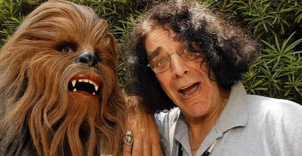 Stars Wars VII: Peter Mayhiew réenfile son costume de Wookie