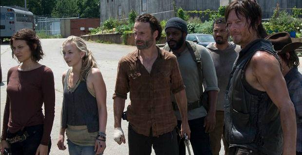 The Walking Dead saison 5 : Spoilers