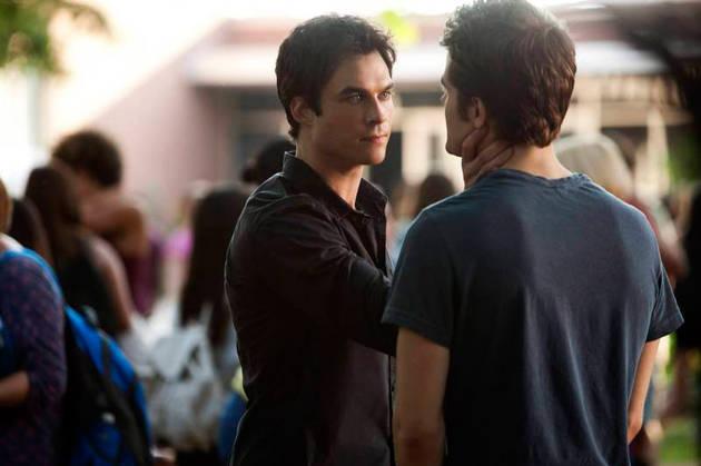 "Episode 20 : ""The Vampire Diaries"" Saison 5 - Stefan et Elena fuient Mystic Falls !"