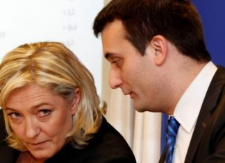 Démission de Florian Philippot: La réaction de Marine Le Pen