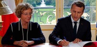 Macron signe les ordonnances de la loi travail