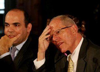 Pérou: les députés renversent le gouvernement du Premier ministre Fernando Zavala