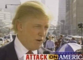 Polemique La Reaction de Donald Trump apres les attentats du 11 septembre ressurgit