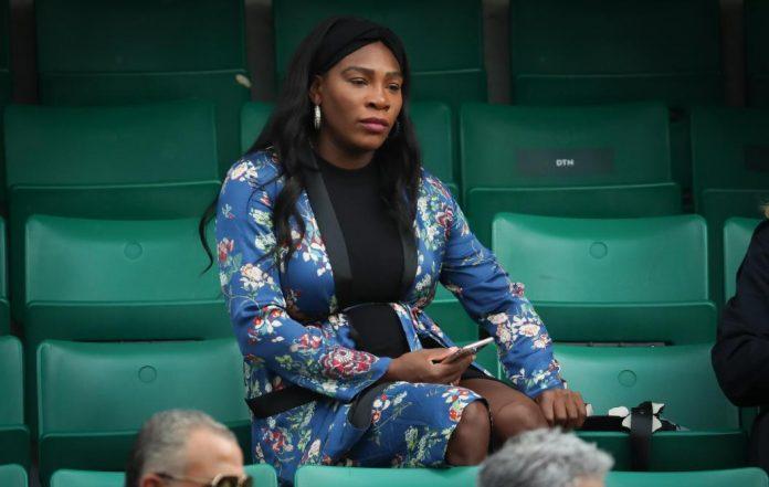 Serena Williams: Son bébé a déjà un compte Instagram?