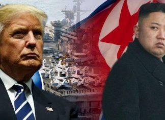 """Trump menace la Corée du Nord de """"destruction"""""""