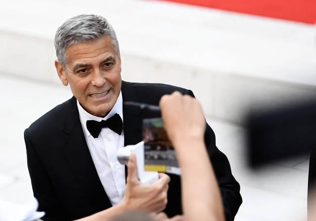 L'acteur George Clooney prend sa retraite !