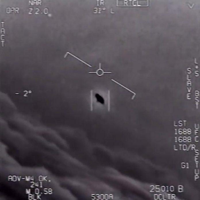 Etats-Unis : Le Pentagone reconnaît le financement d'un programme sur les OVNIS
