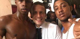 Macron antilles polémique : une photo fait le buzz (Voir)