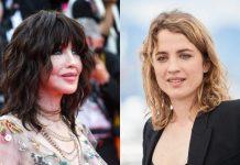 L'actrice Isabelle Adjani rend hommage à Adèle Haenel