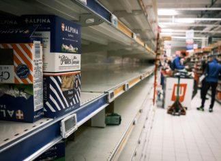 Agroalimentaire et coronavirus au canada : pas de panique