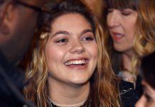 La chanteuse Louane parle pour la première fois de sa fille Esmée