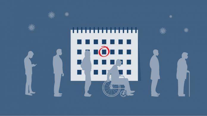 Ajustement du portail Clic santé : La prise de rendez-vous facile, rapide