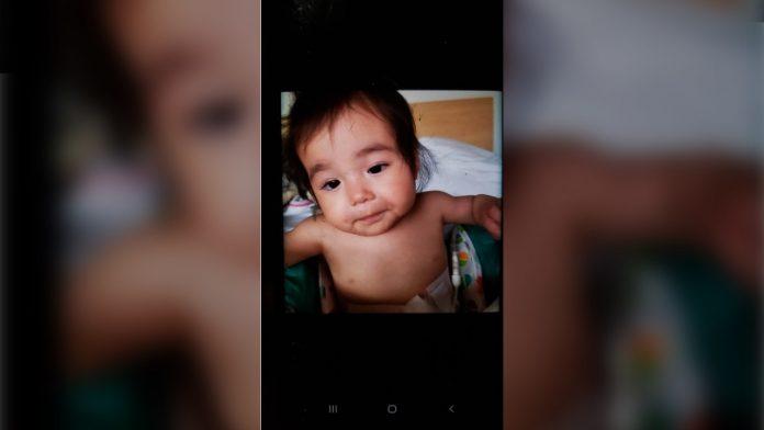 Alerte Amber: à la recherche d'une fillette de 1 an portée disparue à Ottawa (détail)