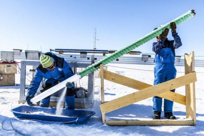 Antarctique : quelles variations de température depuis la dernière glaciation ? (étude)