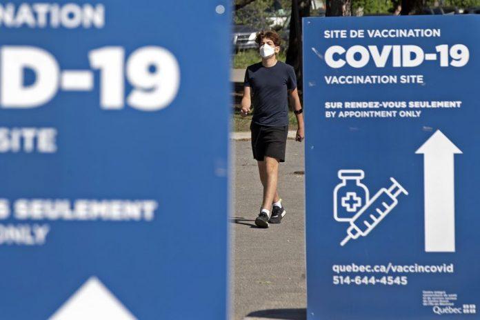 Clic Santé Covid Vaccin : les rendez-vous devancés dès aujourd'hui