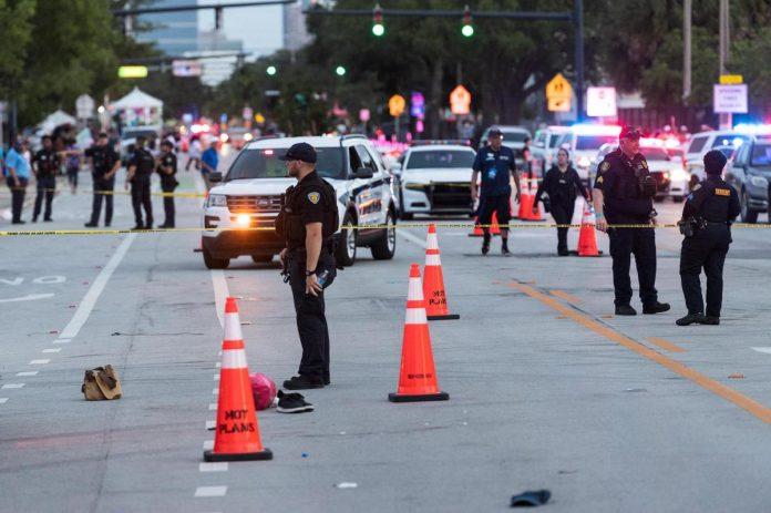 Floride : Un véhicule percute des spectateurs pendant le défilé de la fierté