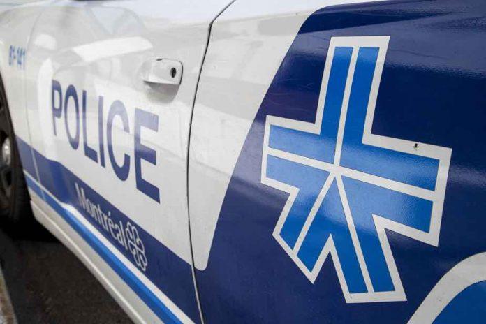 Grave accident impliquant deux cyclistes au centre-ville de Montréal (détail)