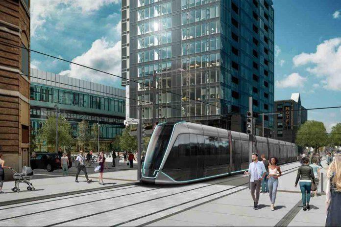 Le projet de tramway de Québec retardé d'un an
