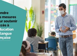 L'Ontario prend des mesures pour soutenir l'accès à l'éducation en langue française