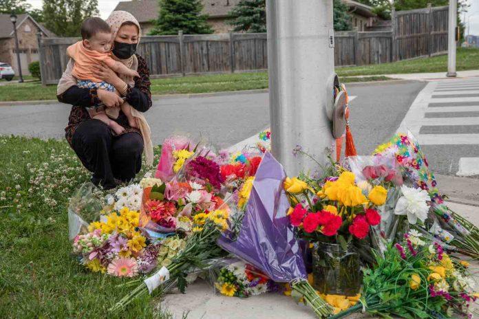 Quatre piétons musulmans tués à London en Ontario