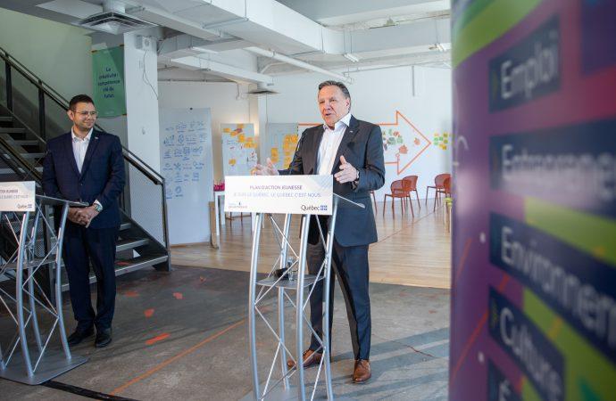Quebec : Plus de 300 M$ pour propulser les projets de la jeunesse québécoise