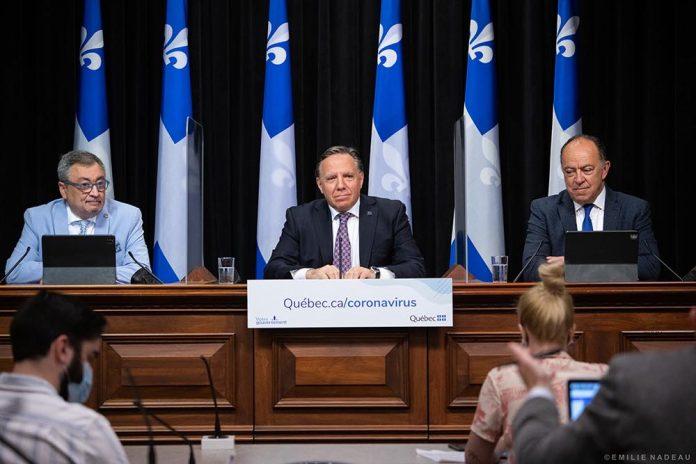 Québec : Toutes les régions au palier jaune ou vert dès le 14 juin