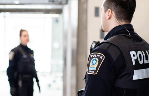 Quebec : Un mineur arrêté en possession d'une arme à feu