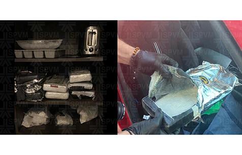 Le SPVM saisit plusieurs kilos de stupéfiants dans CDN–NDG